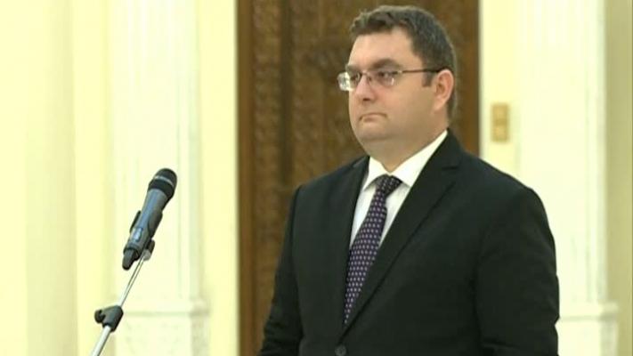 Iulian Matache este ministrul Transporturilor