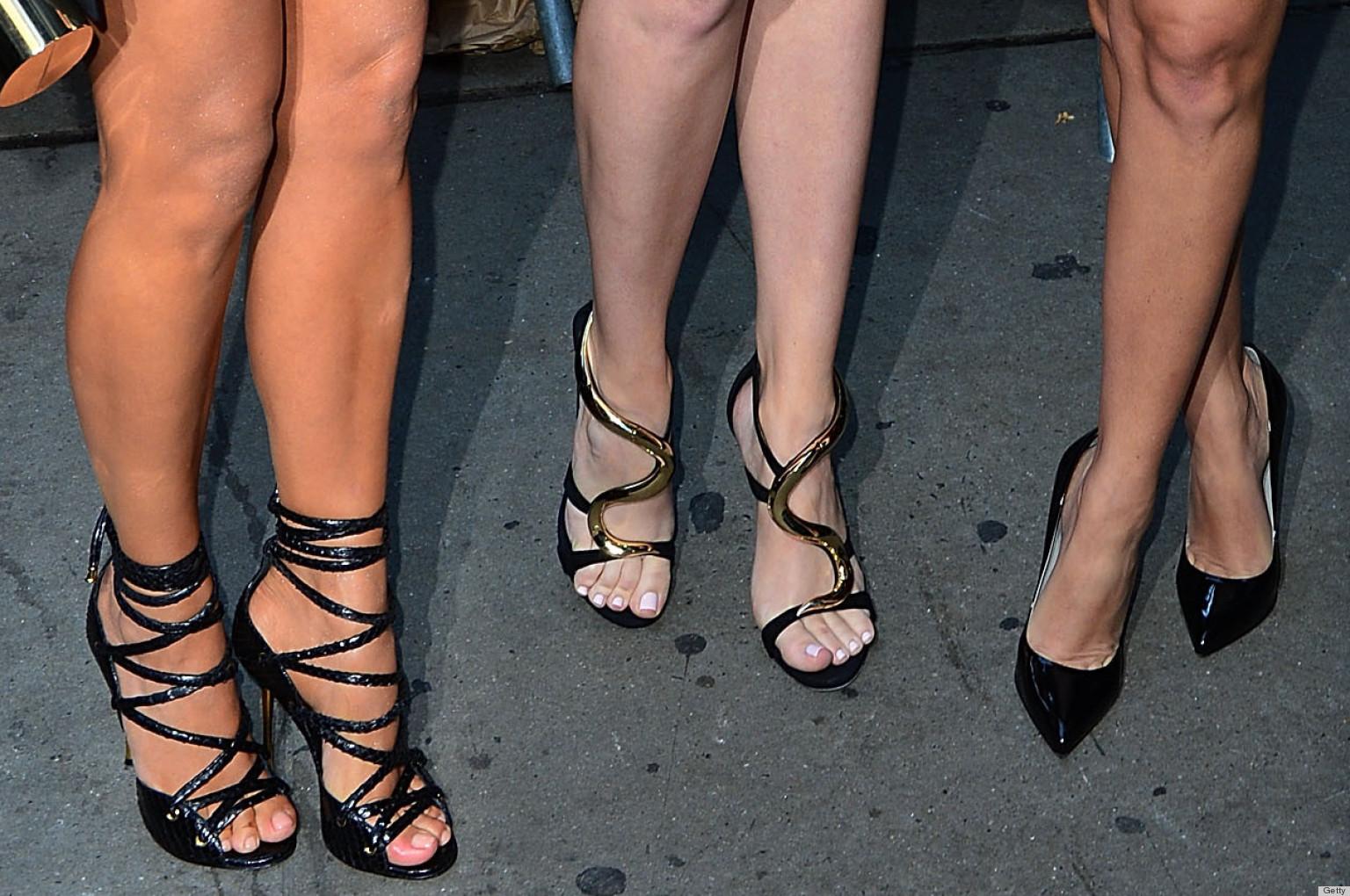 Cum îți poți da seama dacă niște pantofi de designer sunt falși