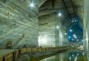 Salina Slănic este cea mai mare din Europa şi are cel mai pur aer de pe planetă