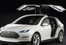 Tesla Motors – primul SUV 100% electric