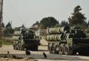Rusia a instalat sistemul antiaerian S-400 in Siria