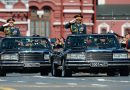 Parada grandioasa la Moscova de Ziua Victoriei