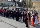 Drumul Crucii, refacut ieri la Cluj