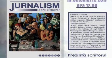Jurnalism - O arta efemera?