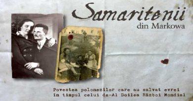 """Expozitia Samaritenii din Markowa la Biblioteca Judeteana """"Octavian Goga"""""""