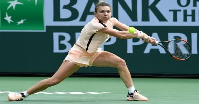 Simona Halep pulverizata la Indian Wells