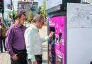 Primul automat de vanzare a biletelor a fost pus in functiune