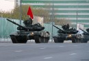 Rusia a trimis unele tancuri in vestul Siriei