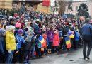 Parada militara la Cluj de Ziua Nationala
