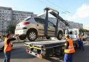 Din 9 februarie vor fi ridicate masinile parcate neregulamentar