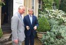 Dacian Ciolos s-a intalnit cu Printul Charles
