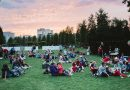 Cinema in aer liber in Iulius Parc, la Caravana filmelor NexT