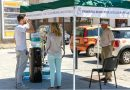 Corturi anticanicula si apa gratis la Cluj