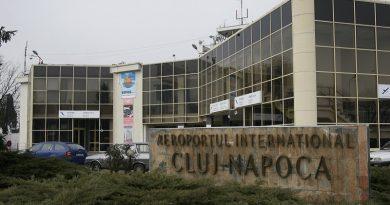 conducerea aeroportului cluj