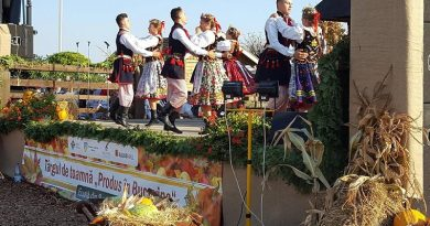 """Organizat pentru prima data la Cluj-Napoca, Targul de toamna """"Gusta din Bucovina si Ardeal"""", a cucerit inimile vizitatorilor atat prin calitatea produselor expuse cat si prin aspectul general al evenimentului. Mii de clujeni au trecut pe la standurile amenajate pe platoul Salii Sporturilor si au vizionat spectacolele folclorice oferite de bucovineni. La evenimentul desfasurat la sfarsitul saptamanii trecute au participat 55 de producatori si artizani clujeni si suceveni, mici fermieri si intreprinzatori locali din cele doua zone etnofolclorice. Bucovinenii au adus la Cluj Napoca o gama variata de branzeturi de oaie si de vaca, preparate din carne, dulceturi, produse de patiserie, muraturi, miere de albine si produse apicole, costume populare si articole de artizanat. De mare succes s-au bucurat si stanele traditionale amplasate in targ, al caror interior vizitatorii l-au putut vedea. Totodata, acestia s-au si delectat cu balmos, tocanita de ciuperci sau cu sarmale preparate la foc de lemn chiar la fata locului. """"Acest eveniment a demonstrat inca o data ca autenticul si traditia sunt la mare cautare si sunt apreciate, indiferent de zona geografica de unde provin. Succesul acestui targ este dovada faptului ca proiectele noastre sunt viabile si creeaza premise pentru multiple colaborari viitoare intre autoritatile care se implica efectiv, nu doar la nivel declarativ, in pastrarea si promovarea traditiei si in sprijinirea micilor intreprinzatori privati, veritabile motoare ale economiei locale"""", apreciaza presedintele Consiliului Judetean Cluj, domnul Alin Tise. Targul de toamna """"Gusta din Bucovina si Ardeal"""" a fost organizat de Asociatiile Produs de Cluj si Produs in Bucovina, in colaborare cu Consiliile Judetene Cluj si Suceava, Consiliul local si Primaria Municipiului Cluj Napoca si in parteneriat cu Centrul National de Informare Turistica Suceava si Asociatia pentru Turism Bucovina. Peste doua saptamani, Consiliul Judetean Cluj si Asociatia Produs de Cluj vor partic"""