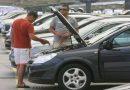 Masinile rulate inmatriculate, de cinci ori mai multe decat cele noi