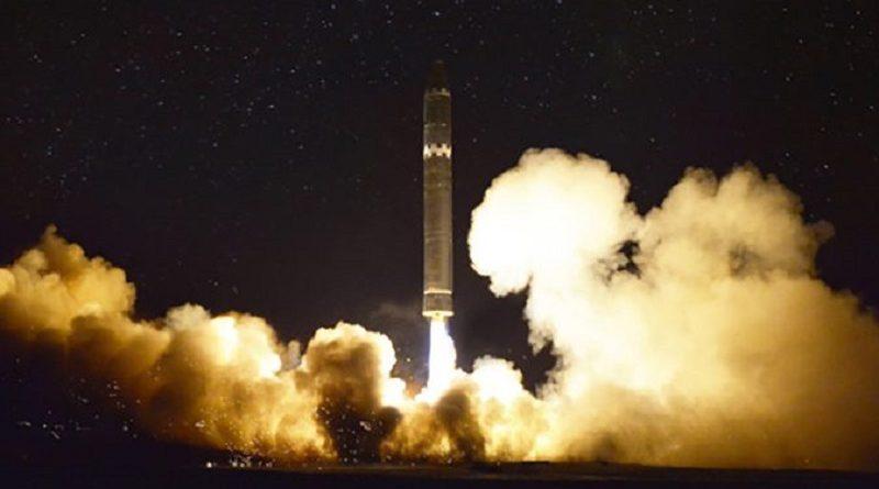 racheta balistica intercontinentala