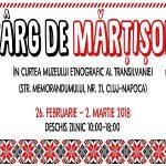 A inceput a II-a doua editie a Targului Traditional de Martisor