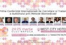 Prima Conferinta Internationala de Cercetare si Tratare a Autismului la Cluj