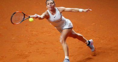 Simona Halep a fost invinsa categoric la Stuttgart