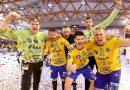 Nasra critica finantarea insuficienta a AHC Potaissa Turda de catre CJ Cluj