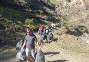 Actiune de ecologizare in Cheile Turenilor (FOTO)