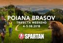 Clujenii sunt asteptati sa participe la cea mai populara cursa de obstacole, Spartan Race, in premiera in Romania