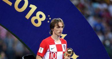 Luka Modric castiga Balonul de aur al turneului final