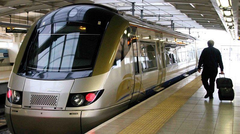tren urban