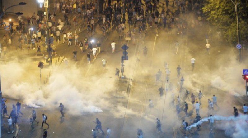 Parchetul militar: Interventia jandarmeriei a fost nejustificata