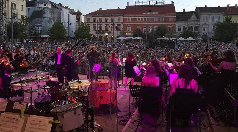 Maine incepe a doua editie a festivalului Cluj Symphony Experience
