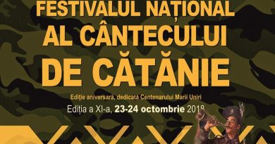 Festivalului National al Cantecului de Catanie