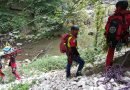 Salvamontistii clujeni au absolvit un nou ciclu de pregatire si reatestare in Cheile Turzii