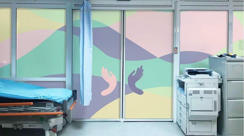 Intrarea la Spitalul Clinic Judetean de Urgenta va fi decorata