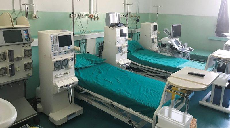 Noi echipamente achizitionate pentru proceduri urologice si de transplant renal