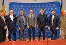 Delegatie din raionul Ialoveni, Republica Moldova, in vizita la Consiliul Judetean