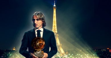 Luka Modrici e noul Balon de Aur: clasamentul complet