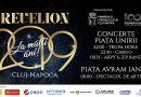 Spectacol de Revelion in atmosfera de poveste la Cluj-Napoca