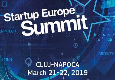Startup Europe Summit – 21-22 martie 2019