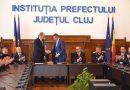 Noul subprefect de Cluj a fost investit in functie