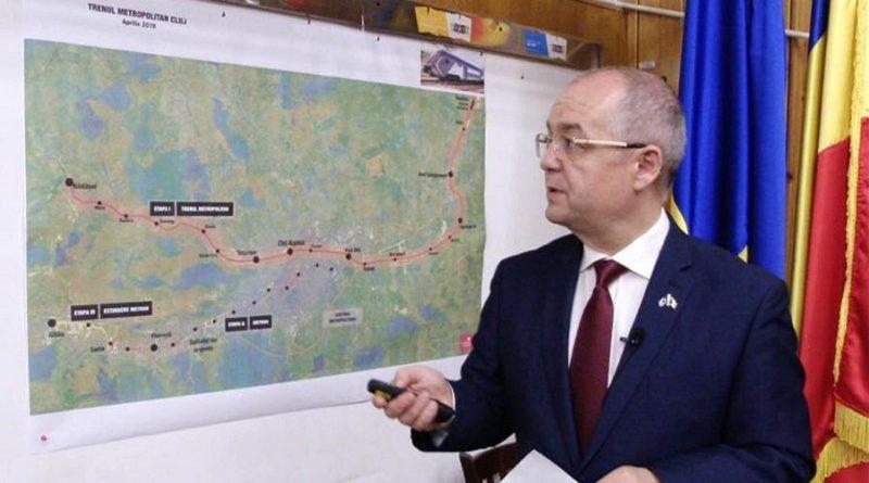 Primaria asteapta oferte pentru studiile aferente investitiilor Metrou si Tren Metropolitan