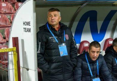 Dan Petrescu nu a fost inca platit de CFR Cluj