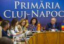 Liceeni Erasmus+ in vizia la Primaria Cluj