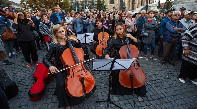 Cluj Symphony Experience 2019, in acest week-end