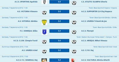De azi incepe Liga a IV-a, judetul Cluj