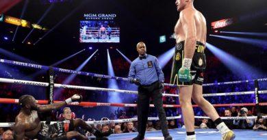 Tyson Fury l-a demolat pe Wilder si a cucerit centura WBC