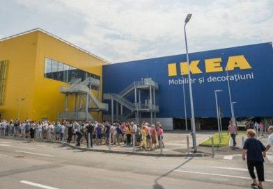 IKEA inchide magazinele fizice din Romania