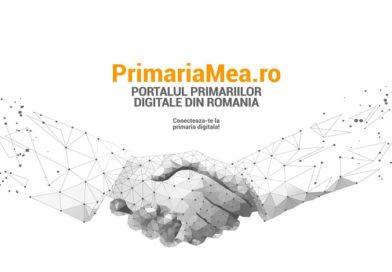 Portalul primariilor digitale: primariamea.ro