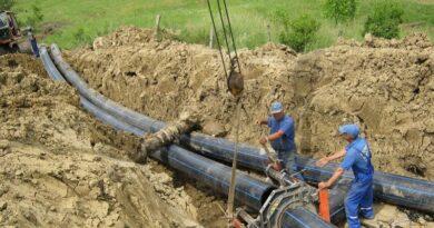 Localitatea Padureni beneficiaza de apa potabila