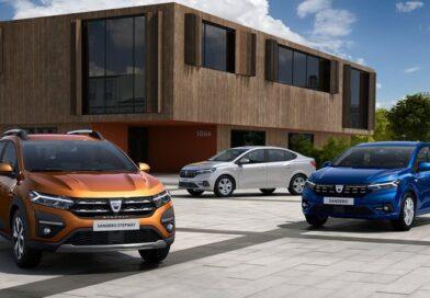 Cum vor arata noile modele de autoturisme Dacia